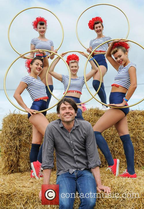 Alex James and The Majorettes 7