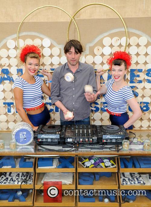 Alex James and The Majorettes 11