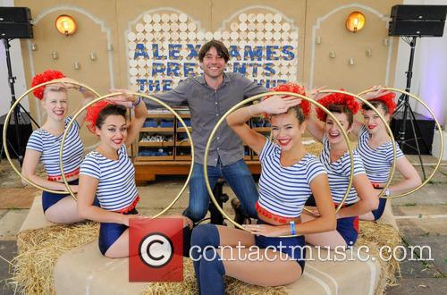 Alex James and The Majorettes 15