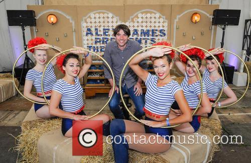 Alex James and The Majorettes 17