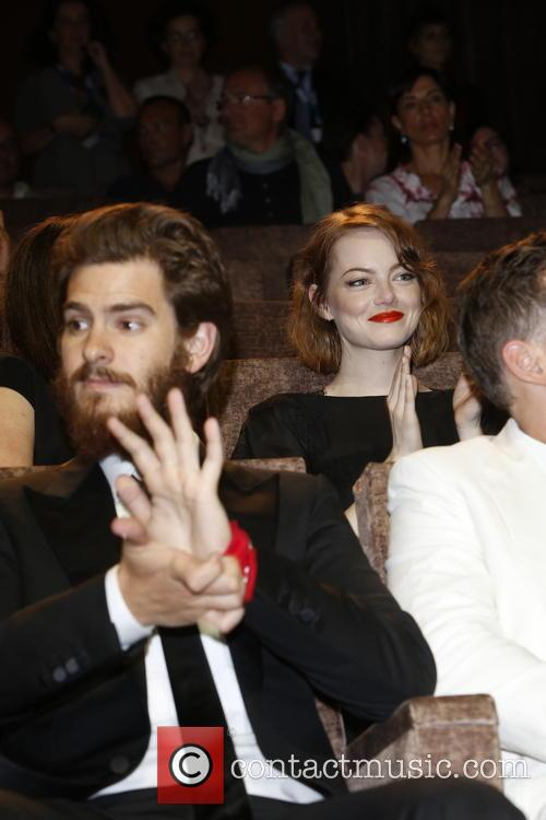 Andrew Garfield and Emma Stone 1