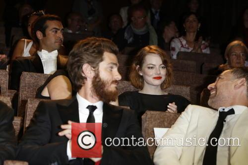 Andrew Garfield and Emma Stone 3