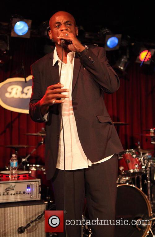 B.B. King presents Larry Graham