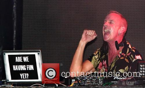 Fatboy Slim and Norman Cook 4