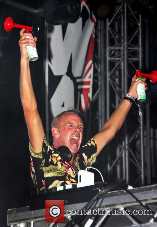 Fatboy Slim and Norman Cook 9