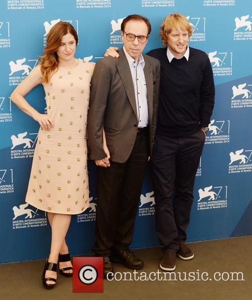 Kathryn Hahn, Peter Bogdanovich and Owen Wilson