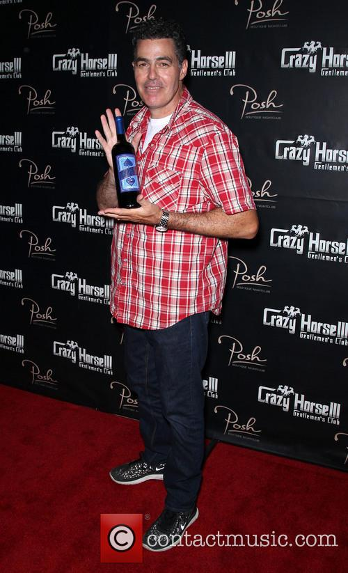 Comedian Adam Carolla hosts Mangria launch party