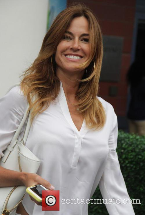 Kelly Bensimon, 2014 Tennis US Open