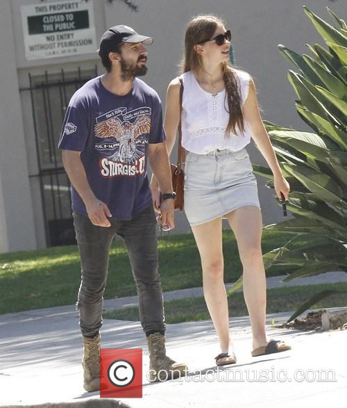 Shia Labeouf and Mia Goth 3