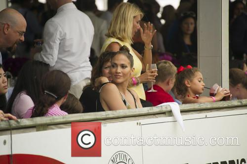 Jennifer Lopez and Children 4
