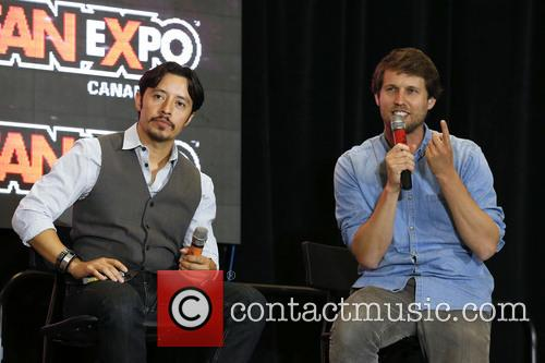 Efren Ramirez and Jon Heder
