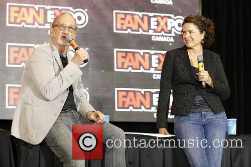 Robert Englund and Heather Langenkamp