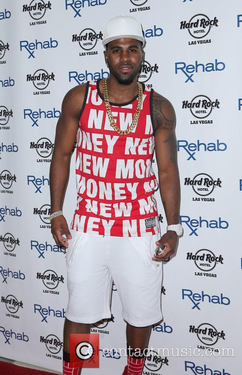 Jason Derulo at REHAB at Hard Rock Hotel...