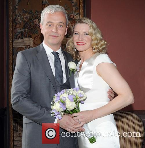 Pamela Flood and Ronan Ryan wedding