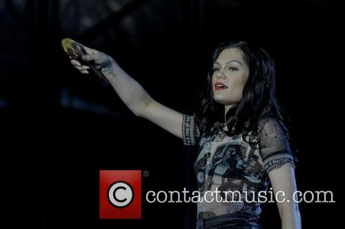 Jessie J and Jessica Cornish 5