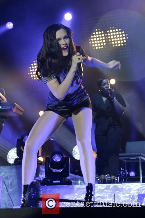 Jessie J and Jessica Cornish 7