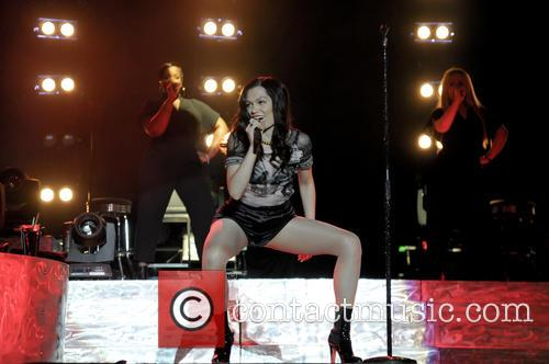 Jessie J and Jessica Cornish 8