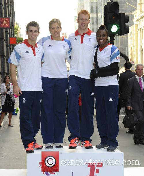 Team GB Pro Athlete Photocall