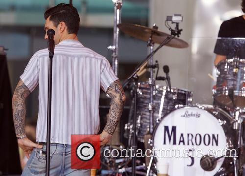 maroon 5 maroon 5 at the today 4348710