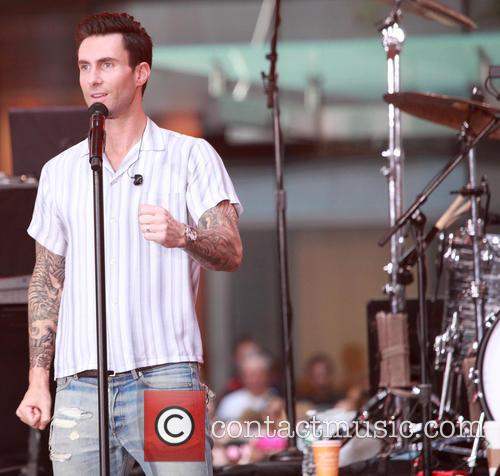Adam Levine and Maroon 5 5