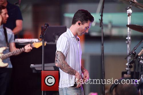 Adam Levine and Maroon 5 15