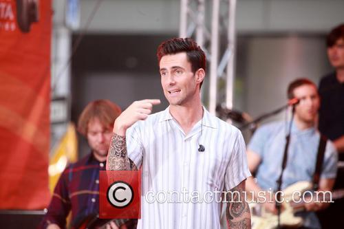 Adam Levine and Maroon 5 22