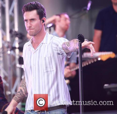 Adam Levine and Maroon 5 23