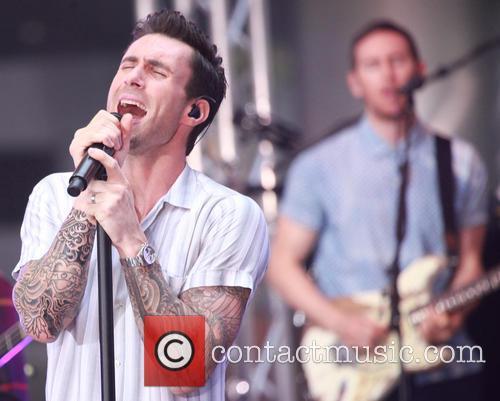 Adam Levine and Maroon 5 30