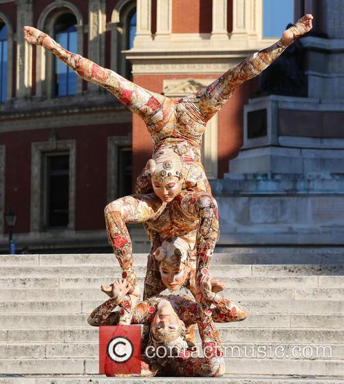 Cirque Du Soleil Kooza Photocall