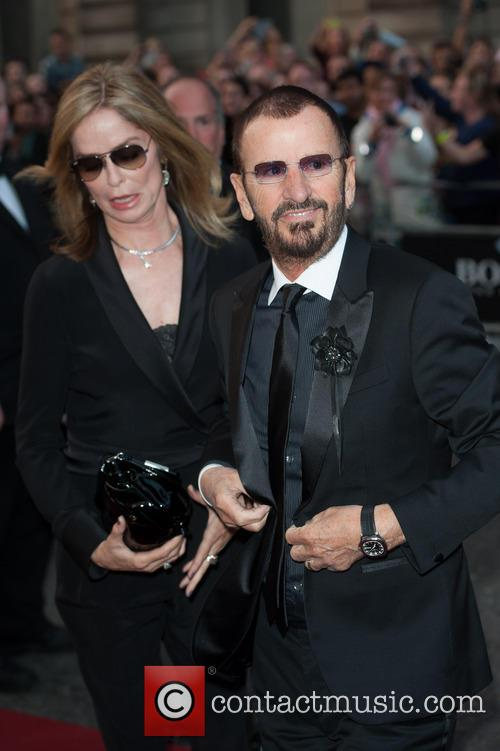 Ringo Starr and Barbara Bach 5