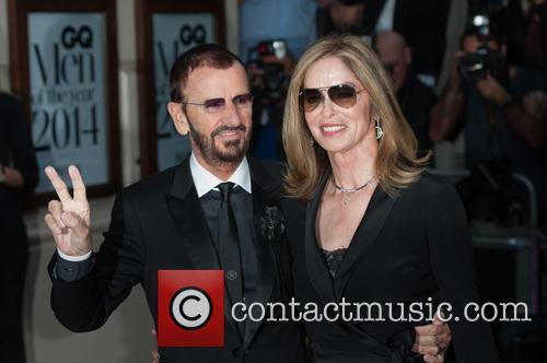 Ringo Starr and Barbara Bach 6