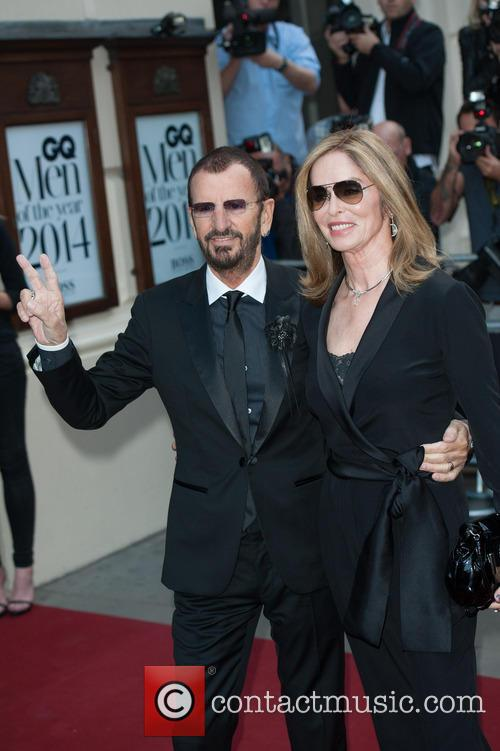 Ringo Starr and Barbara Bach 7