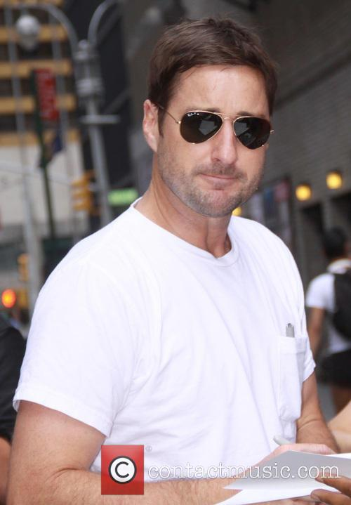 Celebrities arrive at 'The Late Show with David...