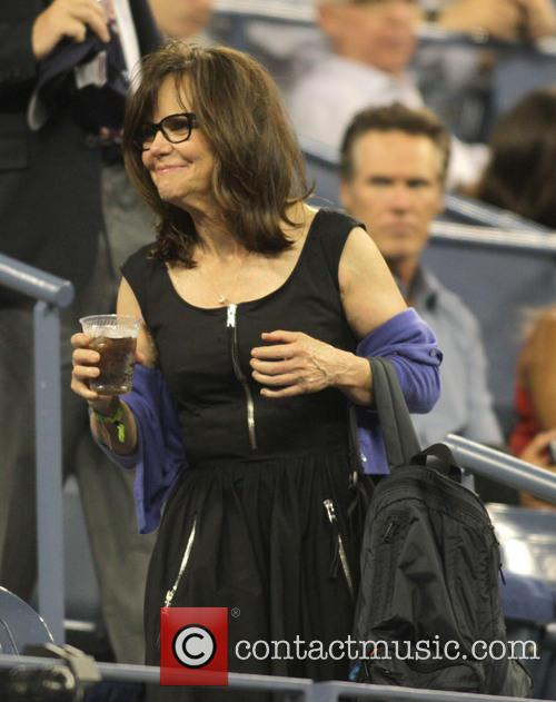 2014 US Open - Day 9 - Celebrity...