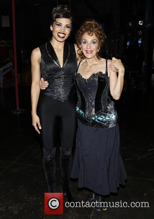 Andrea Martin Returns to Pippin - Backstage
