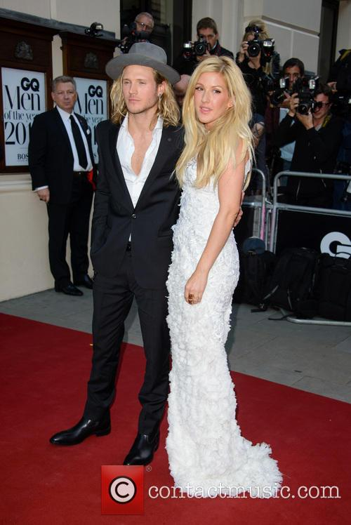 Dougie Poynter and Ellie Goulding 3