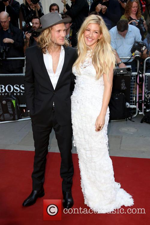 Dougie Poynter and Ellie Goulding 4
