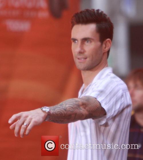 Adam Levine and Maroon 5 21