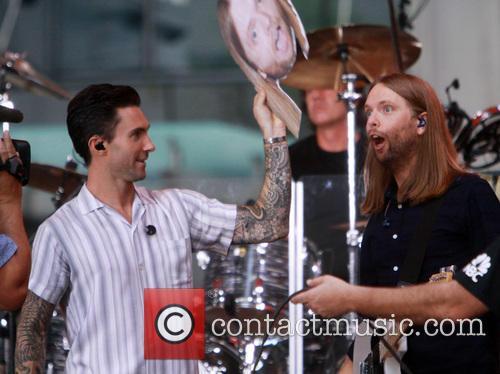 Adam Levine and Maroon 5 24
