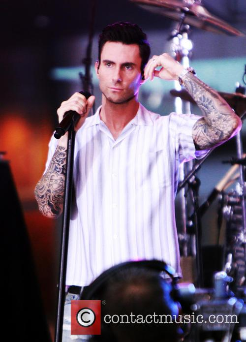Adam Levine and Maroon 5 29