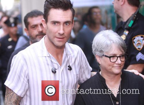 Adam Levine and Maroon 5 32