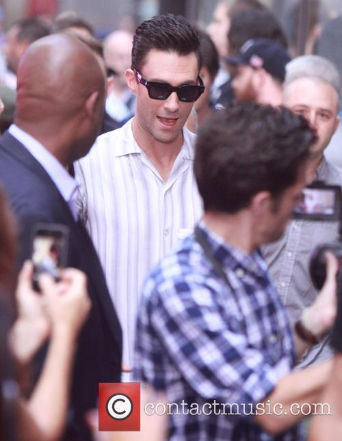 Adam Levine and Maroon 5 35