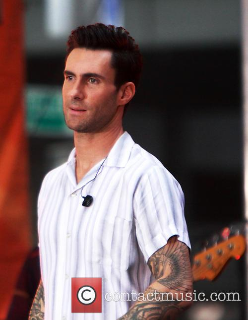 Adam Levine and Maroon 5 36