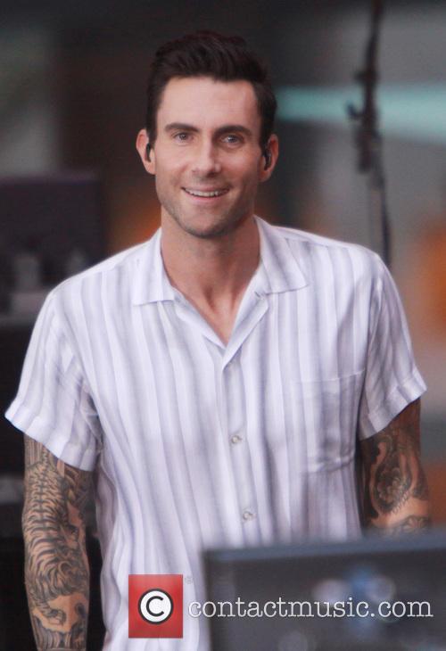 Adam Levine and Maroon 5 42