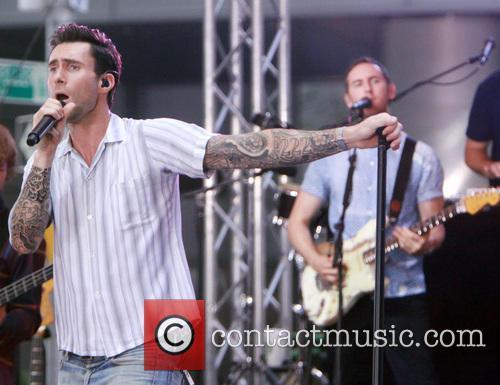 Adam Levine and Maroon 5 46
