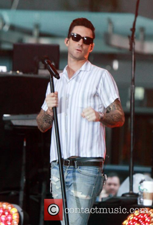 Adam Levine and Maroon 5 49
