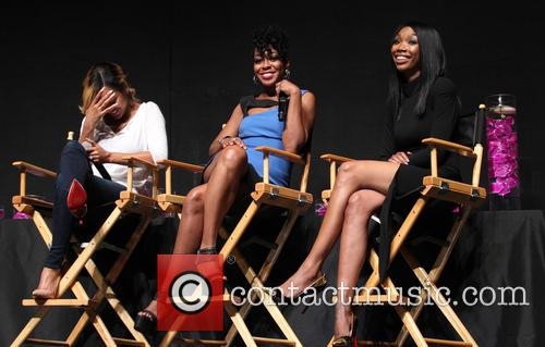 Meagan Good, Tichina Arnold and Brandy Norwood