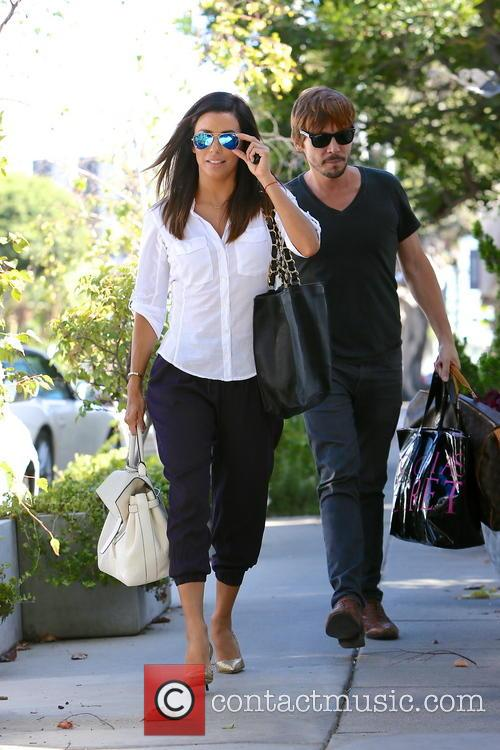 Eva Longoria and Ken Paves 9