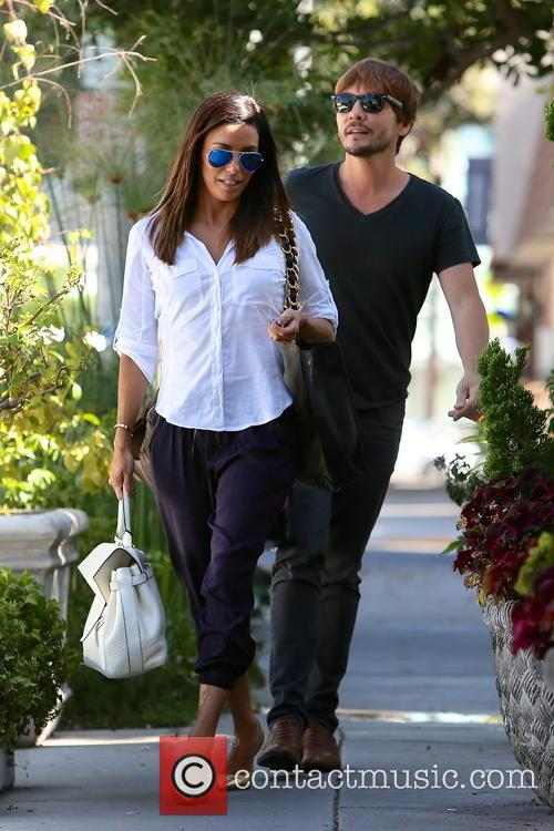 Eva Longoria and Ken Paves 10