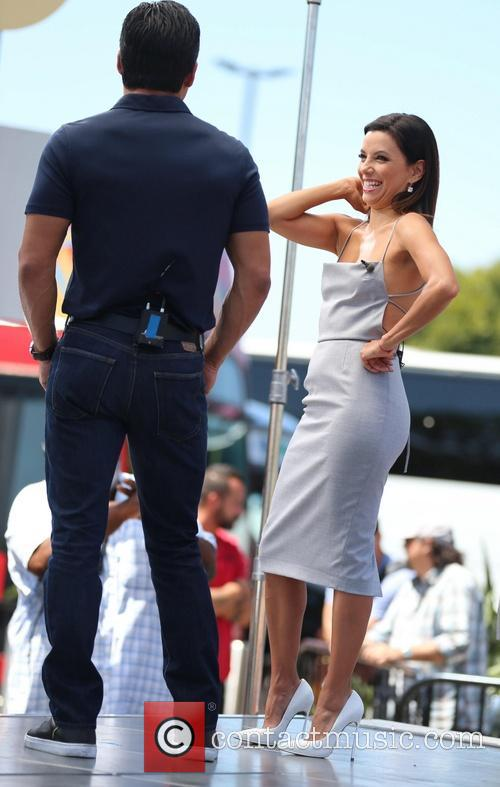 Eva Longoria and Mario Lopez 16